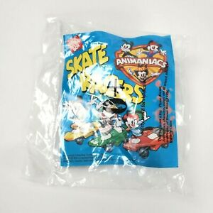 Animaniacs Skate Racers Ralph The Security Guard Meal Toy