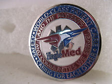 Eagle Med Challenge coin World Class Patient Care