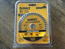 DEWALT XP Diamond Grinding Wheel 4-1/2