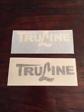 Truline Fishing Rods Decal