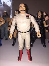 WWE/WWF CLASSIC SUPERSTARS COLONEL MUSTAFA (IRON SHEIK) JAKKS PACIFIC(LOOSE)VHTF