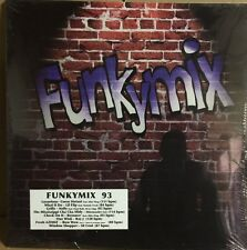 FUNKYMIX 93 LP 50 CENT RAY J MIXXMASTER LEE NELLY NEW