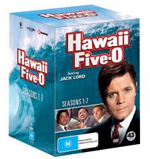 Hawaii Five-O : Season 1-7 (DVD, 2019, 43-Disc Set)