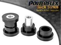 PFR50-411BLK Powerflex Rear Beam Rear Bushes BLACK Series (2 in Box)