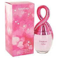Bebe Love Eau De Parfum Spray 100ml Womens Perfume