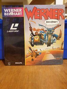 Laserdisc Werner Beinhart der Film/ PAL / deutsch Teil 1 sehr selten!