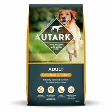 More details for autarky adult delicious chicken dry dog food - 12kg