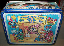 Muppet Babies Metal Lunch Box 1985 No Thermos