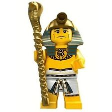 LEGO Series 2 Minifigure - Pharaoh - Minifig / Mini Figure