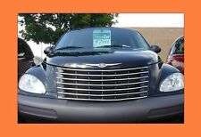 Chrysler PT Cruiser Chrome Grille Grill Kit 2001-2010