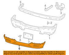 MAZDA OEM 01-07 B3000-Bumper Spoiler-Valance Panel Lip Chin 1F2250061
