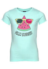 Arizona T-Shirt »HELLO SUMMER« mint Gr 140/146 Neu (B308)