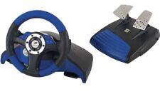Fanatec Speedster 3 Lenkrad + Pedale Racing Wheel Controller für Sony PS2 PS1 PS