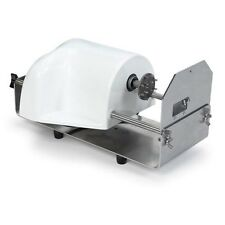 Nemco 55150C-Wr PowerKut Ribbon Wavy French Fry Cutter - Flat Table Mount
