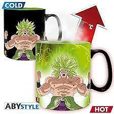Dragon Ball thermoactive mug - Gogeta & Broly