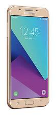 Samsung Galaxy J7 Prime SM-J727T 16GB Champagne Gold (T-Mobile) Smartphone - 201