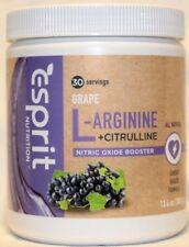 6 bottles of  L Arginine Plus L- Citrulline Grape Flavor 6 Month Supply