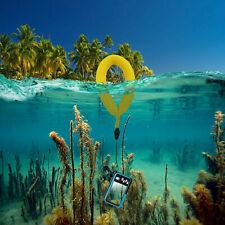 Waterproof Wristband Camera Float Foam Strap Phone Floating Buoyancy Belt Orange