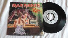 Rare Vinyl 7* 45T / Iron Maiden – Twilight Zone / FR 1981 / 2C00807462 - VG+/EX