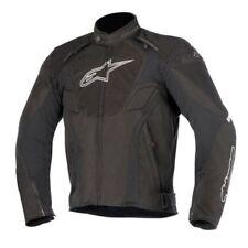Giacche copertura in tessuto con zip completa per motociclista