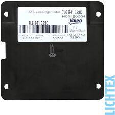 ORIGINAL Valeo Xenon Scheinwerfer AFS Leistungsmodul Kurvenlicht 7L6 941 329C
