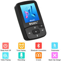 Portable Bluetooth MP3 Music Player with FM Lossless Support TF up to 128GB C4L3