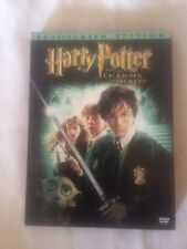 Harry Potter and the Chamber of Secrets DVD, 2003, 2-Disc Set