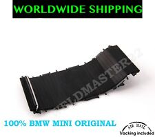 BMW 3 SERIES E46 BLACK STORING PARTITION ROLLER COVER GENUINE NEW