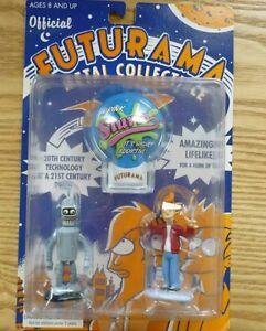 Futurama Figure Full Set Diecast Metal