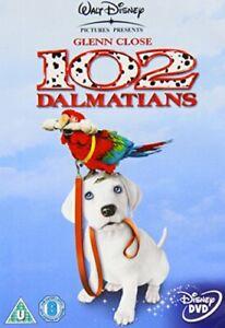 102 Dalmatians (Live Action) [DVD] [2000][Region 2]