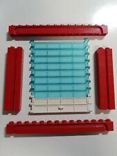 4X Lego® Achterbahn Schienen Kurven Roller Coaster Track Curve