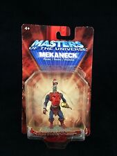 Masters Of The Universe Mattel MOTU Action Figur Mini Figure Mekaneck OVP MOC
