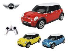 Mini Cooper Remote Radio Controlled Car 1:24 Scale Model Electric Toy R/C