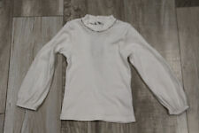 lujoso camiseta interior algodón blanco Burberry talla 3 años/98 cms