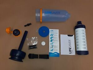 Lifesaver 4000UF Water Filter Spare Parts and Complete Units