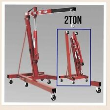 2-Ton Folding Engine Crane Workshop Shop Crane