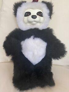 """Meifei Panda 13"""" Plush Bear Robert Raikes 127/500 Stuffed Animal Panda Doll"""
