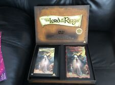 J.R.R TOLKIEN THE LORD OF THE RINGS LIMITED EDITION BOX SET