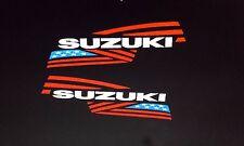 Suzuki  Outboard Engine Decal Kit MARINE VINYL FLAG 19 inch