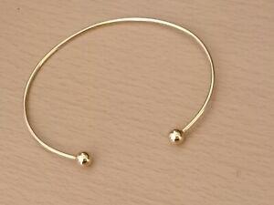 Bracelet Jonc Or 18 Carats