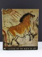 Prehistoric Painting Lascaux or the Birth of Art Color Plates HC/DJ Skira