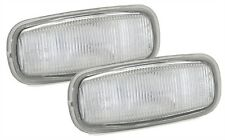 2 CLIGNOTANTS LATERAUX BLANC AUDI A6 ALLROAD C5 4B 1.8 T 180