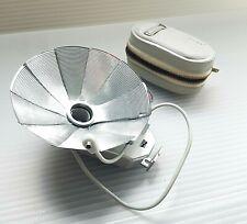 minolta VINTAGE FLASH BULBS ELECTRONIC FLASH - MADE IN JAPAN