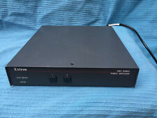 Extron SW2 RGBHV   2 button model  RGBHV SWITCHER