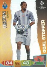 HELTON GOAL STOPPERS FC PORTO CARD ADRENALYN CHAMPIONS LEAGUE 2012 PANINI
