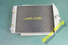 70MM CORE ALUMINUM RADIATOR CHEVY CAR STREET ROD AUTO 1940 1941