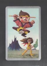 Swap Playing Cards 1 1960's Japanese Nintendo Goku Monkey Boy & Girl A234