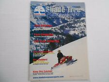 Shade Tree snowmobile catalog 2003 parts/accessories/apparel Ski-Doo Cat Yamaha