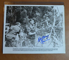 Anthony Quinn (1915-2001) Authentic Autograph 8x10 Movie Still from Lost Command