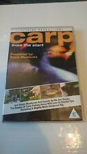 CARP FROM THE START KEVIN MADDOCKS DVD * carp fishing dvd